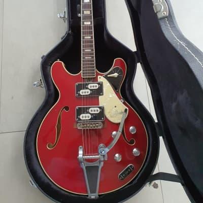Guitare 1/4 caisse EMPERADOR années 60 - Stéréo for sale