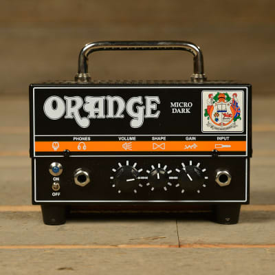 Orange Micro Dark Terror 20w Head w/Tube Preamp MINT