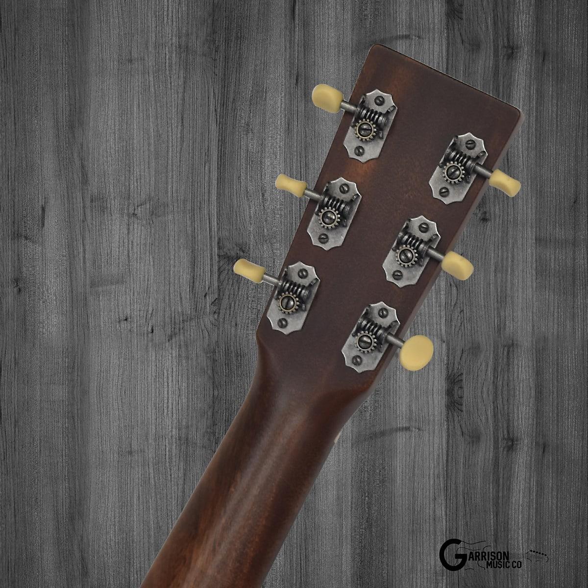 Martin CEO-7 Acoustic Guitar - Teardrop Sunburst