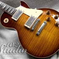 "Gibson Custom Shop 1995 Historic 1959 Les Paul Reissue ""R9"" in Dead Mint Condition"