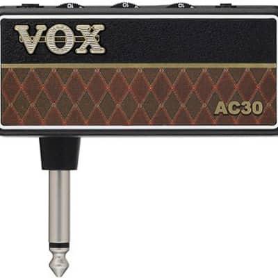 Vox AP2-AC amPlug 2 AC30 Battery-Powered Guitar Headphone Amplifier