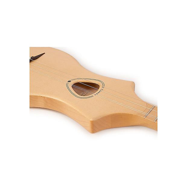 seagull merlin spruce lefty left handed portable 4 string reverb. Black Bedroom Furniture Sets. Home Design Ideas