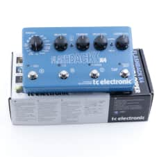 TC Electronic Flashback x4 Delay Guitar Effects Pedal P-05344