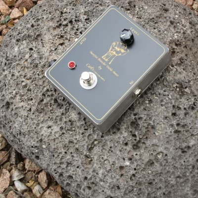 Carl's Custom Amps Bare Fist Brawler Treble Booster Pedal PTP Hand wired! for sale