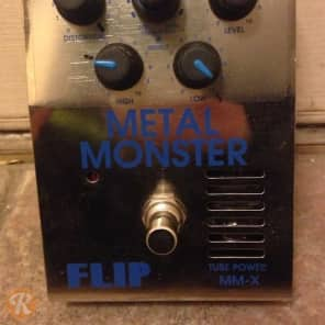 Guyatone Flip Metal Monster