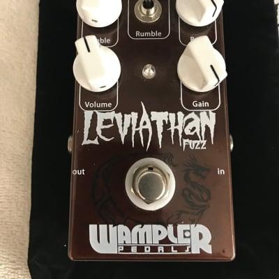 Wampler Leviathan Fuzz