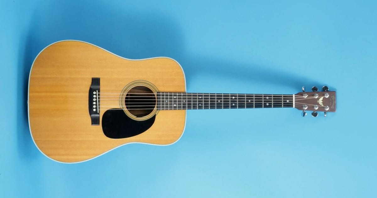 dating guitars by serial number