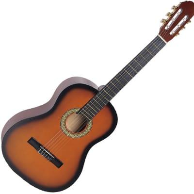 Toledo Primera SB guitarra clasica Sunburst 4/4 for sale