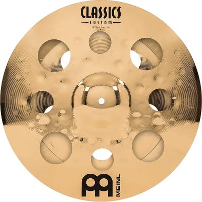 "Meinl 16"" Classics Custom Trash Stack Cymbals (Pair)"