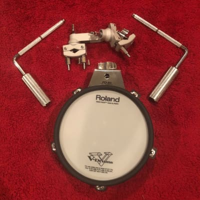 Roland PD-85-BK Dual Trigger V-Pad PLUS Accessories - DEAL OF THE CENTURY!