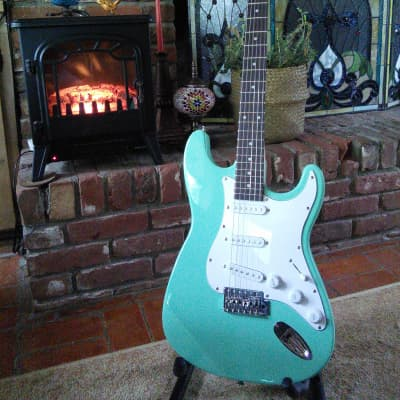 Jensen Stratatone  Pacific Green