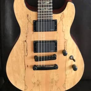 Fernandes Dragonfly Spalted Maple for sale