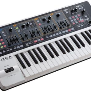 Roland 'GAIA' 37-key, 3-OSC Virtual Analog Synthesizer SH-01