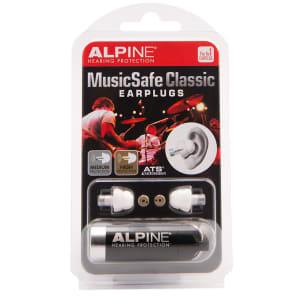 Alpine MSCL MusicSafe Classic Dual Attenuator Earplugs