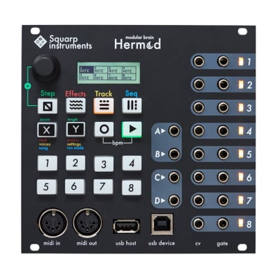 Squarp Instruments Hermod Black