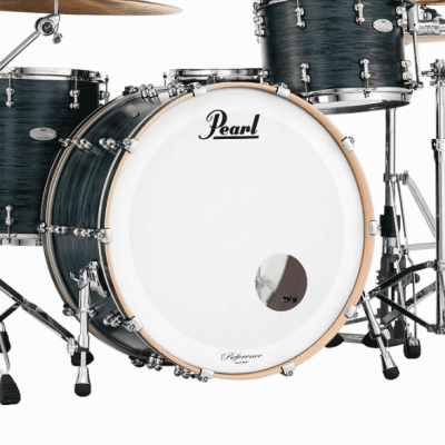 """Pearl MRV2414BX Music City Custom Masters Maple Reserve 24x14"""" Bass Drum"""