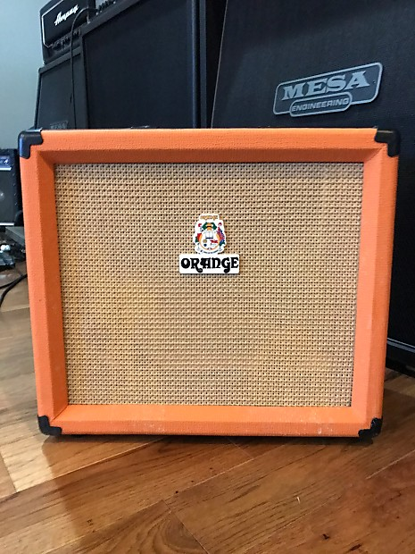 Orange Combo Empty Cabinet Only 1x12 Reverb
