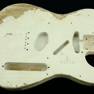 Fender Custom Shop '63 Reissue Telecaster Body