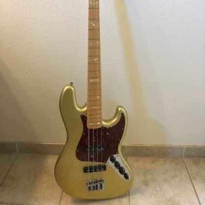Fender Custom shop Jazz Classic 2010 Gold Sparkle for sale