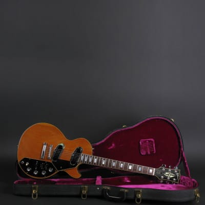 1972 Gibson Les Paul Recording - Natural Mahogany for sale