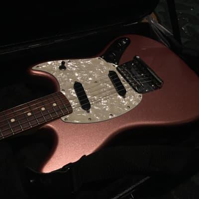 Fender American Performer Mustang w/ hard case (Penny)