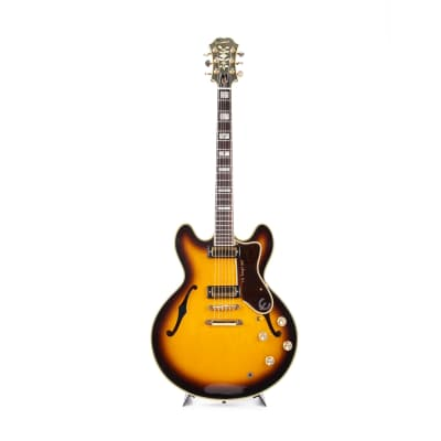 Epiphone John Lee Hooker Signature 1964 Sheraton II Vintage Sunburst JLH0291 for sale