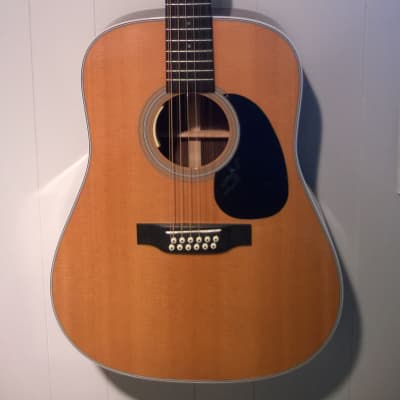 Martin D12-28 with LR Baggs Anthem