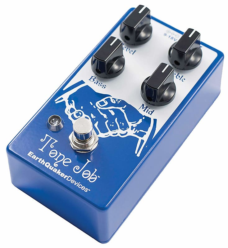 earthquaker devices tone job v2 eq booster guitar effects reverb. Black Bedroom Furniture Sets. Home Design Ideas