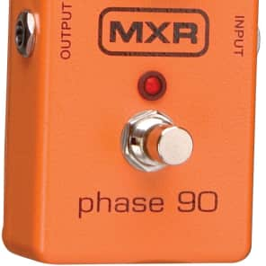 Used MXR M101 Phase 90 Phaser Guitar Effects Pedal!