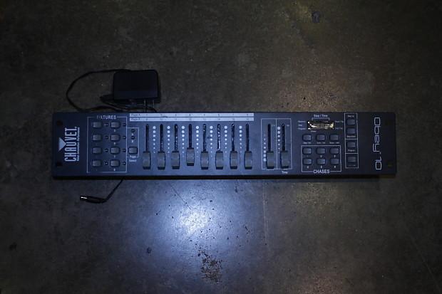 Chauvet Obey 10 DMX Controller | Merle's Music