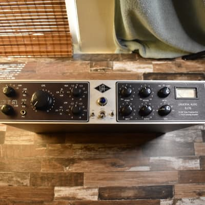 Universal Audio 6176 Channel Strip - Fast Shipping - Money Back Guarantee!