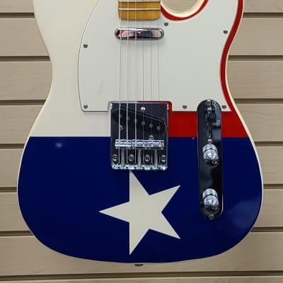 Eleca EC-DGT-250MF Texas Flag for sale