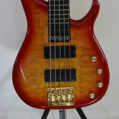 Modulus Quantum 5 1992 Sunburst for sale