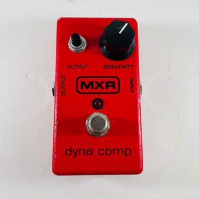 MXR M-102 Dyna Comp 2000s Red *Sustainably Shipped*