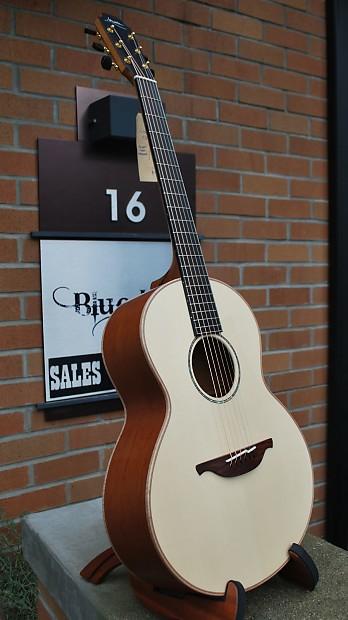 lowden guitars s35 ancient cuban mahogany adirondack spruce reverb. Black Bedroom Furniture Sets. Home Design Ideas