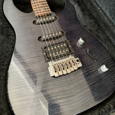 Brian Moore Custom C-55 USA 1997 Blue-Grey  -  Price dropped for sale