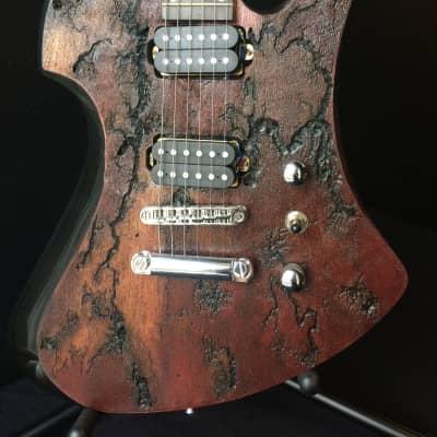Harley Benton Mockingbird Customised for sale
