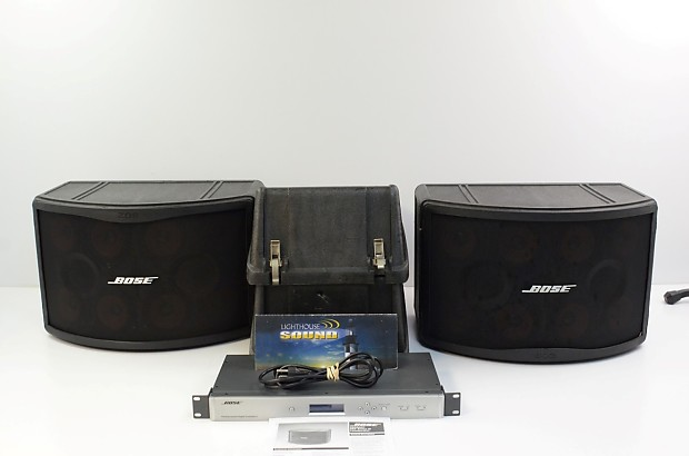 bose 802 controller. bose panaray 802 iii speakers pair with system digital controller ii