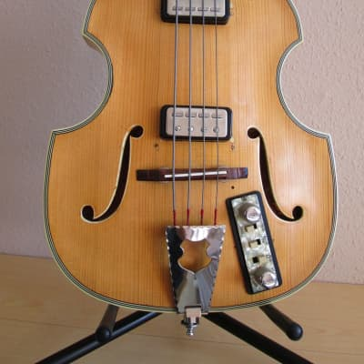 Perlgold Bass  1970s blonde rare mode! for sale