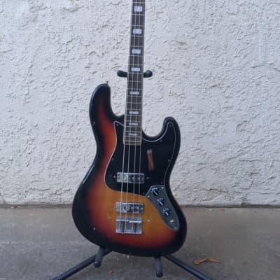 Matsumoku Aria/Pan/Westminste/Gallan Jazz Bass 1970s for sale