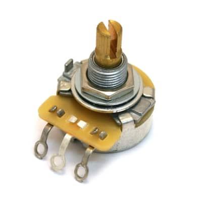 EP-4985-000 250K Linear CTS Split Shaft Knurled Tone Pot Guitar Potentiometer
