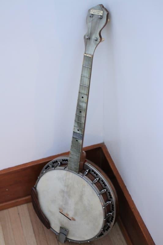 1930's Harmony Tenor Banjo | Cordial Quail