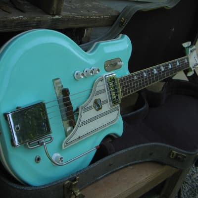 National National 1963 Val-Pro Newport 84 SeaFoamGreen   1963 for sale