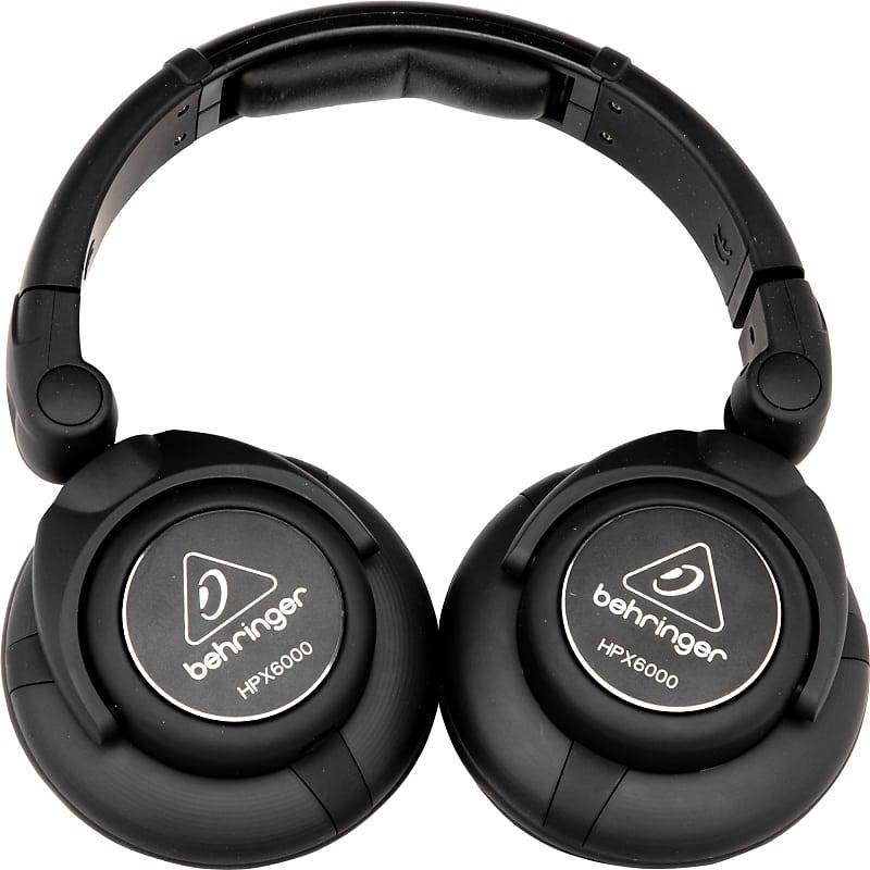 BEHRINGER HPX6000 - CUFFIE PER DJ  0befd7cd5246