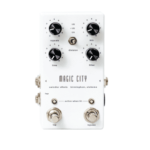 Swindler Effects Magic City Delay Functionalist