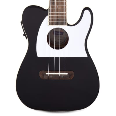 Fender Fullerton Telecaster Ukulele Black