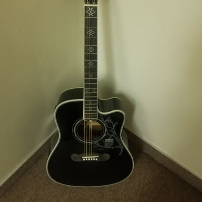 Epiphone Dave Navarro Signature Jane Acoustic Electric 6-String Guitar for sale