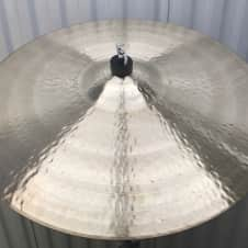 "21"" Sabian HH Prototype Heavy Ride - Clear, Cutting!"