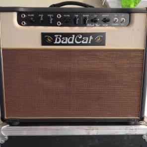 "Bad Cat Black Cat 30R 30-Watt 1x12"" Guitar Combo with Reverb"