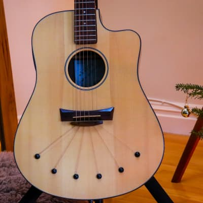 Babicz Identity 2012 Dreadnought Acoustic Guitar - Used by Steven Wilson, Porcupine Tree for sale